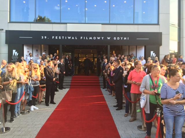 39 Festiwal Filmowy w Gdyni