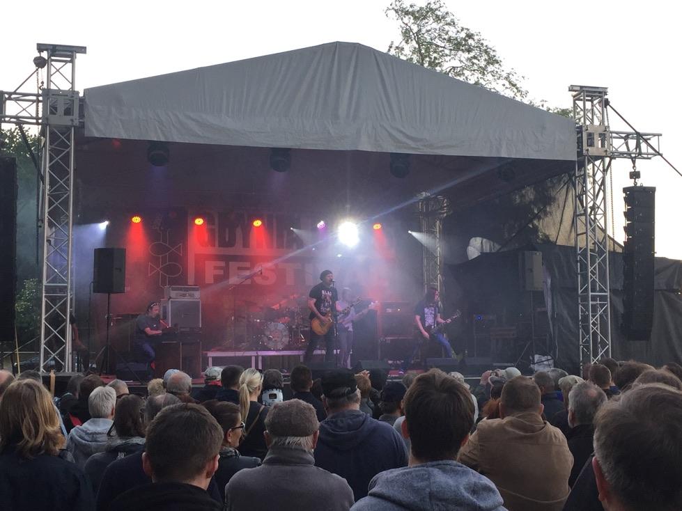 XII Gdynia Blues Festival 2015